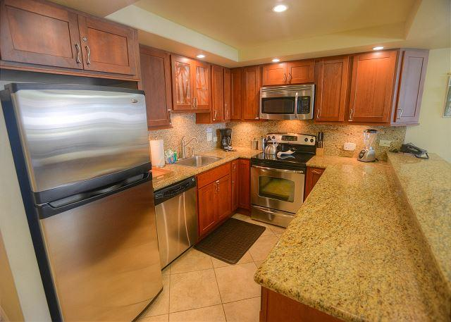 Upgraded 1-Bedroom Condo with Central A/C - Image 1 - Kihei - rentals