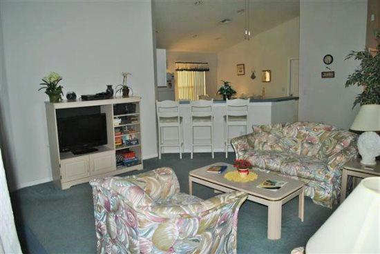 Wheelchair Accessible 4 Bed 3 Bath Pool Home in Florida Pines. 232WD - Image 1 - Kissimmee - rentals