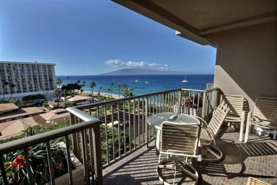 Whaler 963 - Studio Ocean View Condominium - Image 1 - Lahaina - rentals
