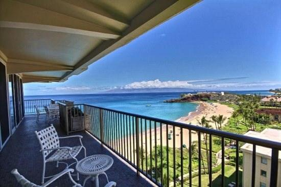 Incredible views from this ocean front luxury condo - Whaler 1102 - 2 Bedroom, 2 Bath Ocean Front Condominium - Lahaina - rentals