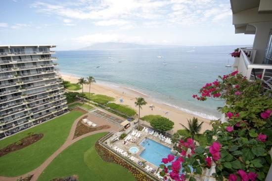 Fabulous views from this 12th floor condo - Whaler 1211 - One Bedroom, Two Bath Ocean View Condominium - Lahaina - rentals