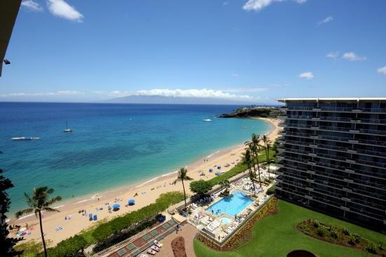 Great views of ocean and of Black Rock - Whaler 1260 - One Bedroom, Two Bath Ocean View Con - Lahaina - rentals