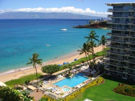 Whaler 1062 - Studio Ocean View Condominium - Image 1 - Lahaina - rentals