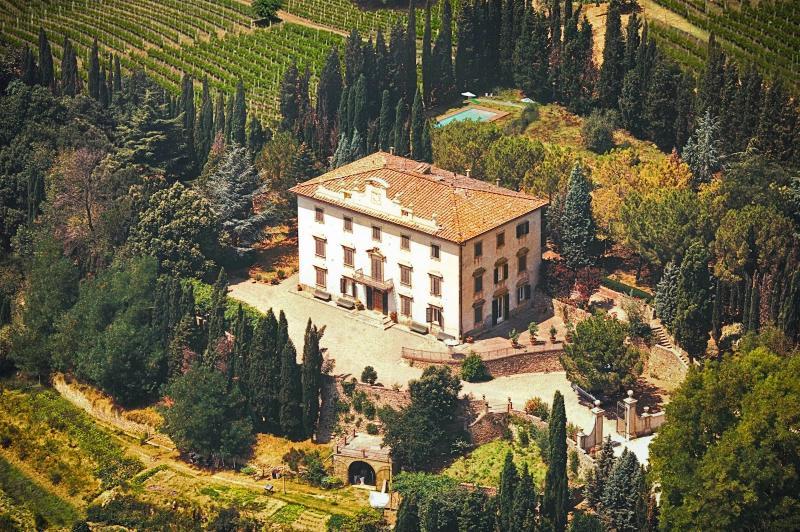 Villa Staggia - Image 1 - Poggibonsi - rentals