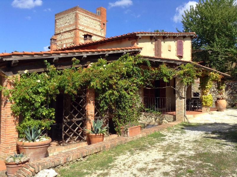 7 bedroom Villa in Rapolano Terme, Val d Orcia, Tuscany, Italy : ref 2293970 - Image 1 - Trequanda - rentals