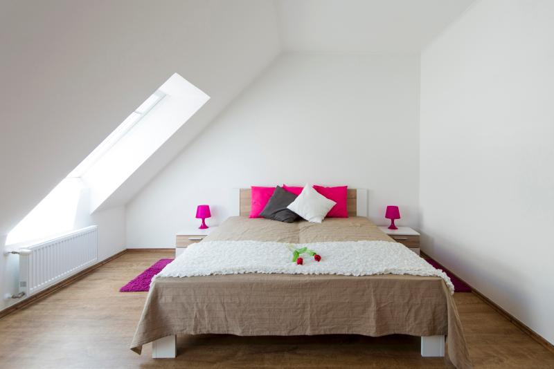 Bedroom - Grand Penthouse 3BR - AC/WIFI - Budapest - rentals
