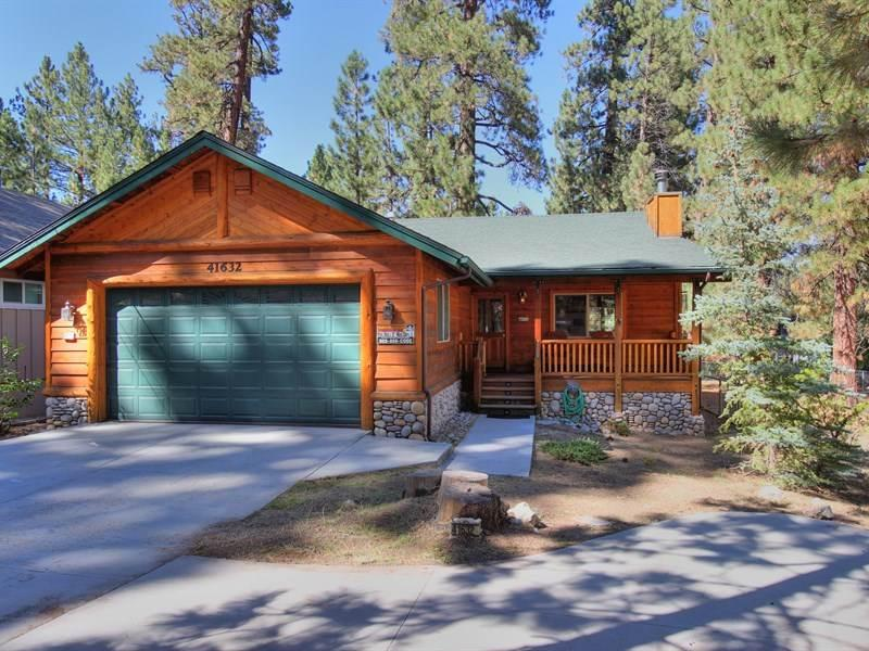 Once Upon a Pine  #1136 ~ RA45933 - Image 1 - Big Bear Lake - rentals