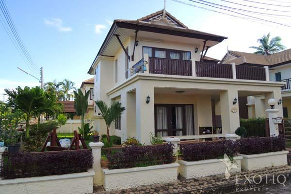 Three Bedroom Home in Gated Estate - Image 1 - Ao Nang - rentals