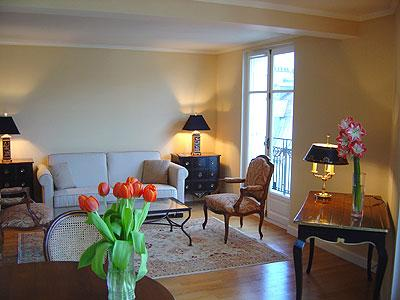 Ile Saint Louis- Air Conditioned 1 Bed, 1 Bath (1687) - Image 1 - Paris - rentals