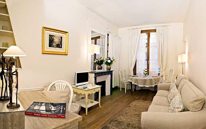 Saint Germain Upscale 1 Bedroom (2743) - Image 1 - Paris - rentals