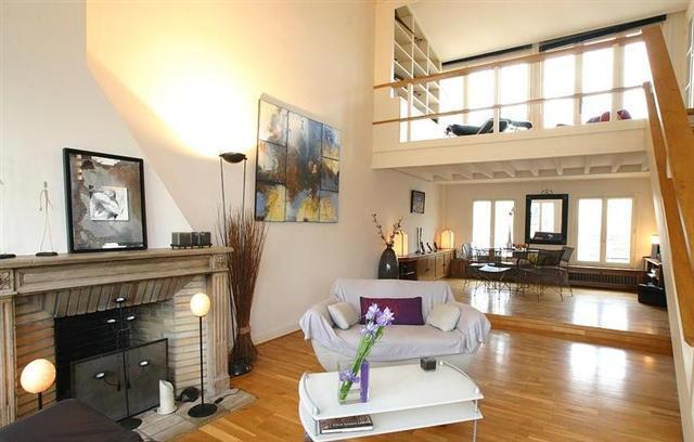 Ile Saint Louis Large 1 Bedroom 2 bathroom with Balcony (2967) - Image 1 - Paris - rentals