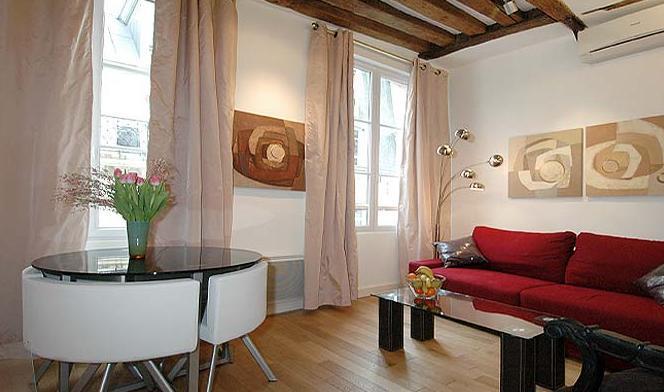 Marais 2 Bedroom with A/C (3016) - Image 1 - Paris - rentals
