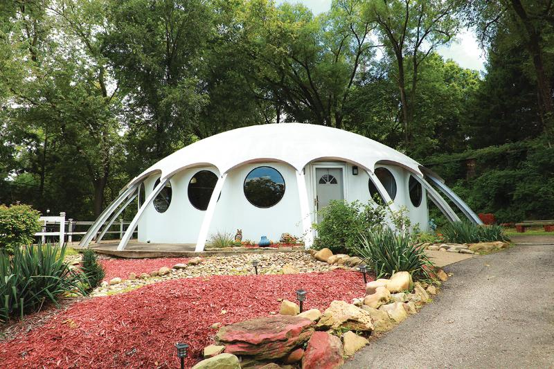 As featured in Pittsburgh Magazine (Oct 2014 issue) - Dome Sweet Dome! As seen in Pittsburgh Magazine - Pittsburgh - rentals