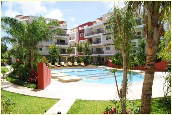 2 BDR Penthouse right downtown with private roof!! - Image 1 - Playa del Carmen - rentals