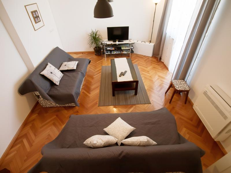 Living room - Pula Comfort Apartment - Pula - rentals