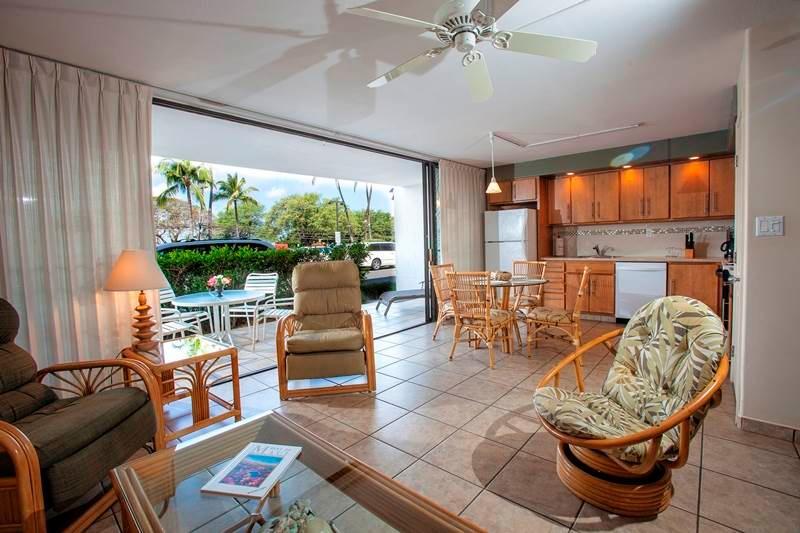 Maui Parkshore #114 - Image 1 - Kihei - rentals