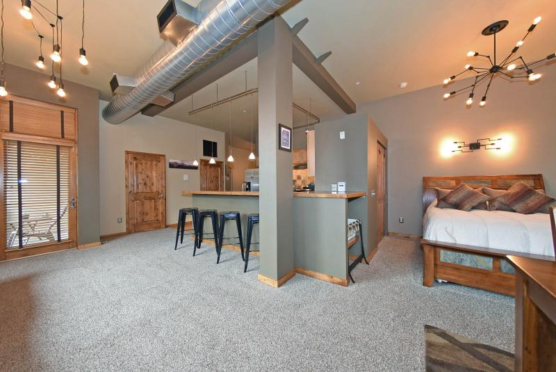 Discover Wonderful Old Town Fort Collins From Our Well-Equipped, Perfectly Located Loft! - Image 1 - Fort Collins - rentals