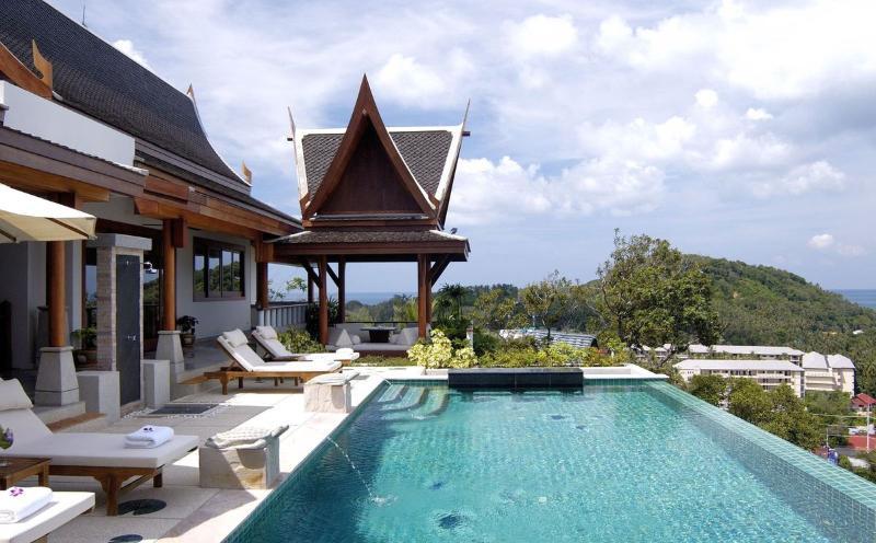 Surin Villa 416 - 5 Beds - Phuket - Image 1 - Surin - rentals