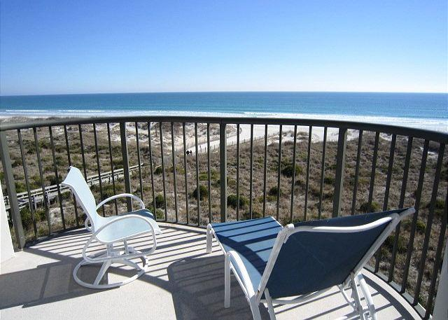 Deck - DR 2412-The ideal vacation spot to get away from the daily hustle and bustle - Wrightsville Beach - rentals