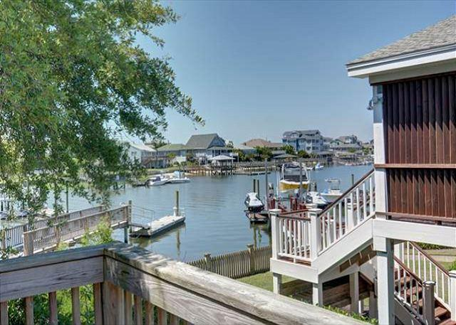 Sound views - Parmele -  An ideal vacation rental with 360 Degrees of Sound and Ocean Views - Wrightsville Beach - rentals
