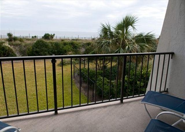 Station One - 1F Matt - Oceanfront condo with community pool, tennis, beach - Image 1 - Wrightsville Beach - rentals