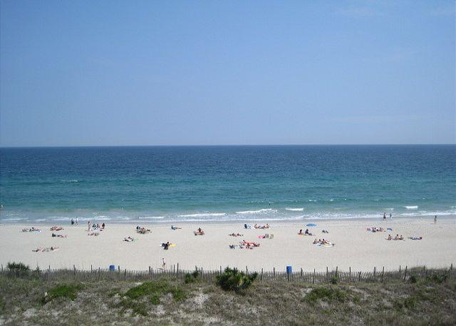 ST1-5F - Panoramic View - Station One-5F Beach Retreat-Oceanfront condo, community pool, tennis, beach - Wrightsville Beach - rentals