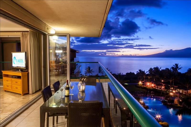 Maui Westside Properties: Hokulani 609 - Great Ocean Views with Wraparound Lanai! - Image 1 - Ka'anapali - rentals