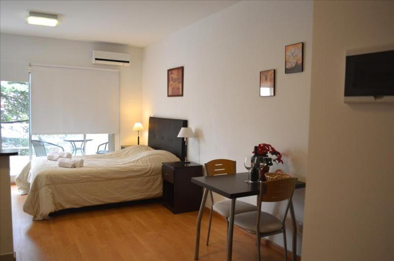 Nice Lofted Studio + Amenities. Fast Wifi 10 MB! - Image 1 - Buenos Aires - rentals