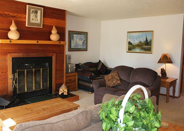 TR203 Great Condo w/Wifi, Clubhouse, Mountain Views, Fireplace - Image 1 - Silverthorne - rentals