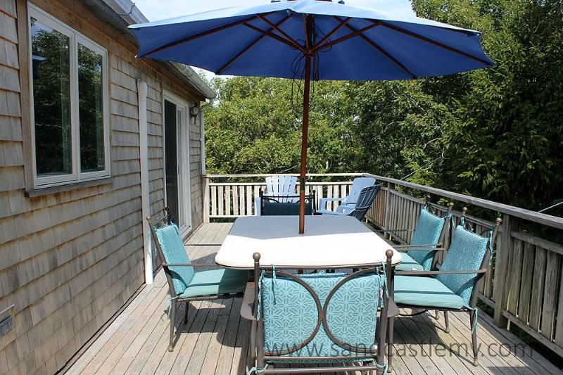 1652 - Spacious, sunny house on private and quiet half acre lot - Image 1 - Edgartown - rentals
