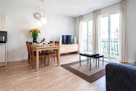 Congress Centre Apartment B6 - Image 1 - Amsterdam - rentals