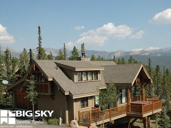 Big Sky Moonlight Basin | Moonlight Mountain Home 7 Shadow Ridge - Image 1 - Big Sky - rentals