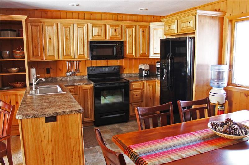 Located at Base of Powderhorn Mtn in the Western Upper Peninsula, A Warm Trailside Duplex with Gorgeous Kitchen, Dining & Living Room - Image 1 - Bessemer - rentals