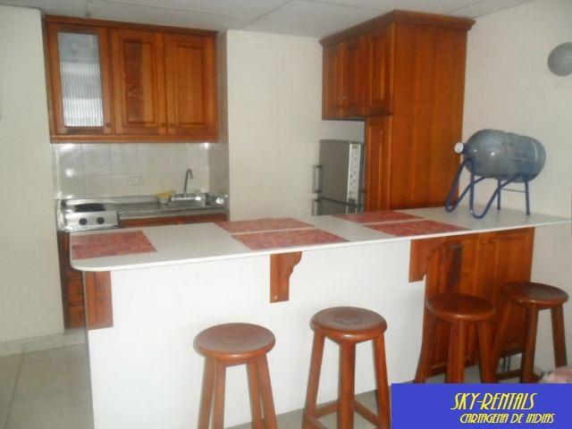 Cheap 1 Bedroom Apartment Laguito-CON03 - Image 1 - Cartagena - rentals