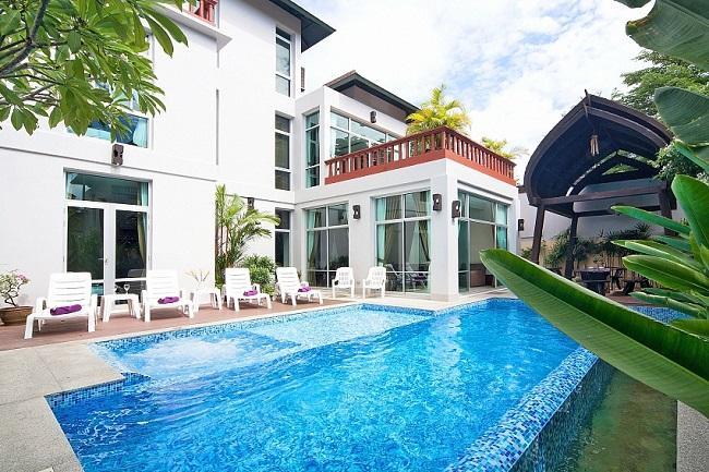 Na Jomtien Chic Villa - Pattaya, Jomtien Chic Villa 6 bedroom - Pattaya - rentals