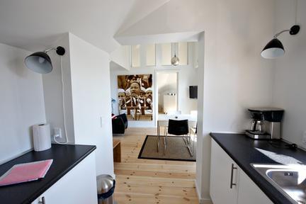 Spacious apartment with high ceilings. - 2367 - Image 1 - Aarhus - rentals