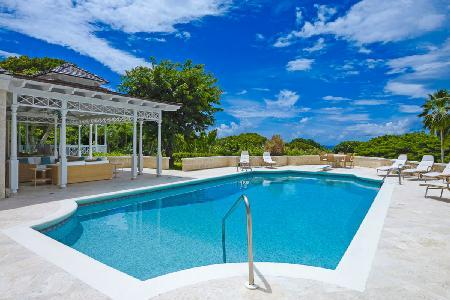 Aurora within Sandy Lane Estate affords incredible views, pool, staff & private tennis - Image 1 - Sandy Lane - rentals