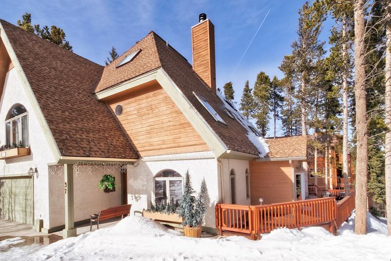 Timber Hill Chalet - Perfect For Families! Large Kitchen! 2 Miles From Town! Private Hot Tub! - Breckenridge - rentals