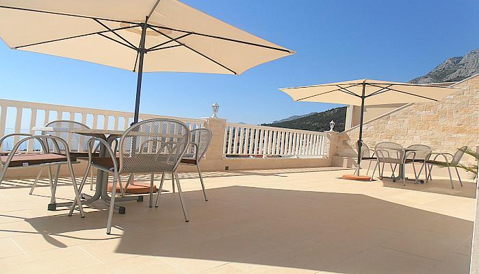 Villa Bonaca - luxury apartment with sea views - Image 1 - Baška - rentals