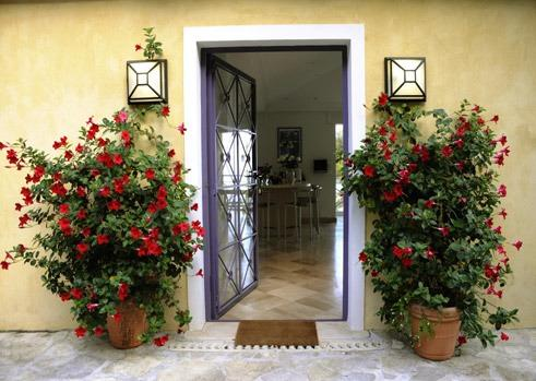 Villa Beaulieu - The main entrance to the house - Villa Beaulieu - Beaulieu-sur-mer - rentals