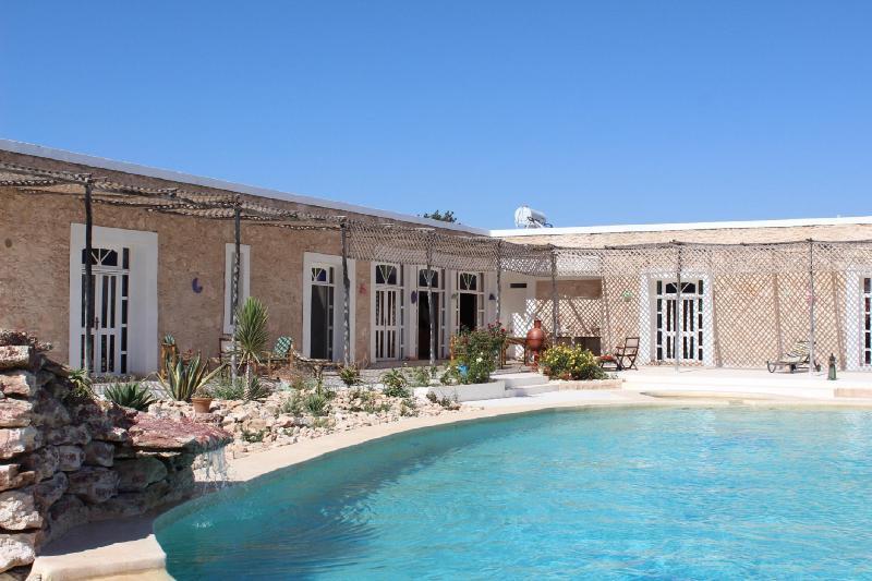 Piscine avec sa cascade - Chez Chantal Hébèrgement chez l'habitant - Essaouira - rentals