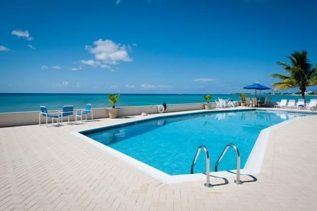 2 Bedroom 2 Bathroom Ocean Front Condo #15 - Image 1 - Seven Mile Beach - rentals