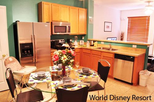Stunning Crestwynd Resort 3 Bedroom Townhouse with WiFi - Image 1 - Kissimmee - rentals
