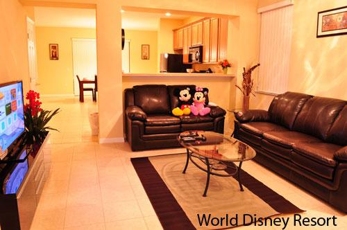 Paradise Cay #2 - 3 Bedroom Townhouse - Image 1 - Kissimmee - rentals