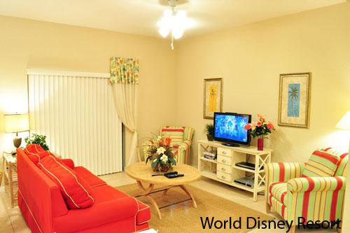 Beautiful 4 Bedroom Townhouse at Coral Cay Resort and only 6 miles from Disney - Image 1 - Kissimmee - rentals