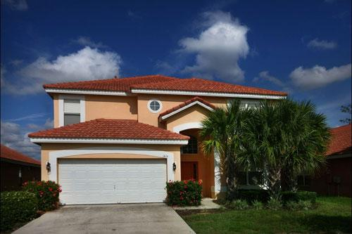 Solana #1 - 7 Bed Villa w/ Private Pool - Image 1 - Davenport - rentals
