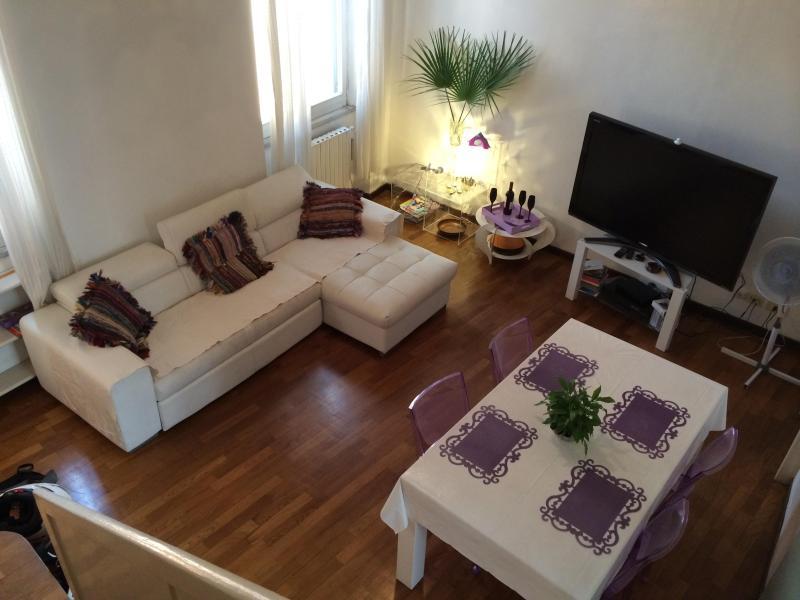 lounge - ROME, CAMPODEIFIORI , SANT'ANDREA APARTMENT - Rome - rentals