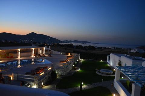 Blue mare Villas - Villa Vrachos - Image 1 - Paros - rentals