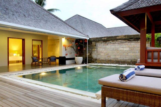 Villa and pool view - Padar, Luxury 2 Bed/ 2 Bath Villa, Umalas - Seminyak - rentals