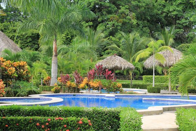 Community Pools - EcoVida Casa Mariposa -Costa del Sol, Playa Bejuco - Playa Bejuco - rentals